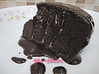 Resipi Kek Coklat Mudah | Aktiviti hujung minggu dengan anak-anak