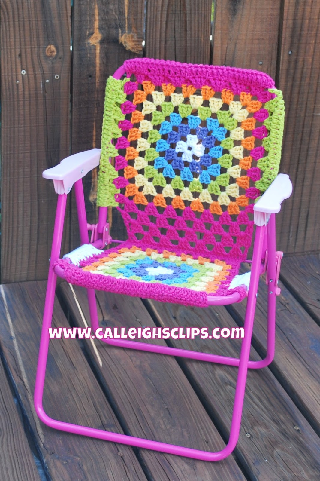 Macrame Lawn Chair Towel Clips For Beach Chairs Calleigh 39s And Crochet Creations Patterns