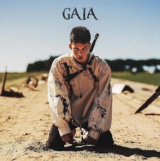 """Copertina di """"Gaia"""", il nuovo singolo di Leon Faun."""