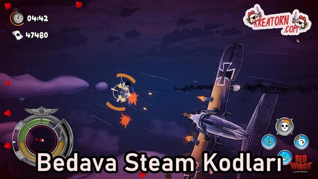 Red Wings: Aces of the Sky - Bedava Steam Kodları