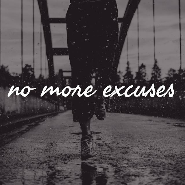 no more excuses, marathon, art business, sell more art, beechhouse media,