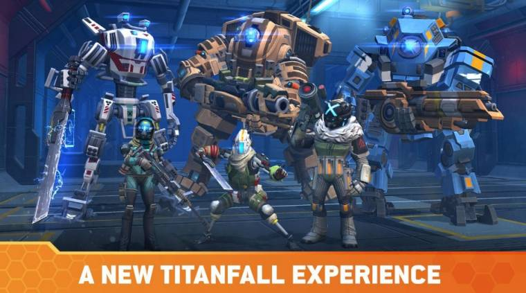 A new Titanfall experience