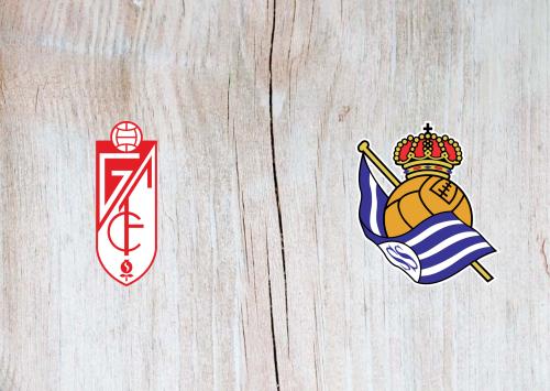 Granada vs Real Sociedad -Highlights 3 November 2019