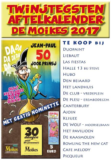 Carnaval Aalst foto- en videoblog: De Moikes jubileren met hun 20e ...