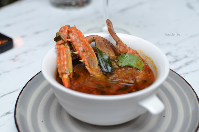 Crab Rasam