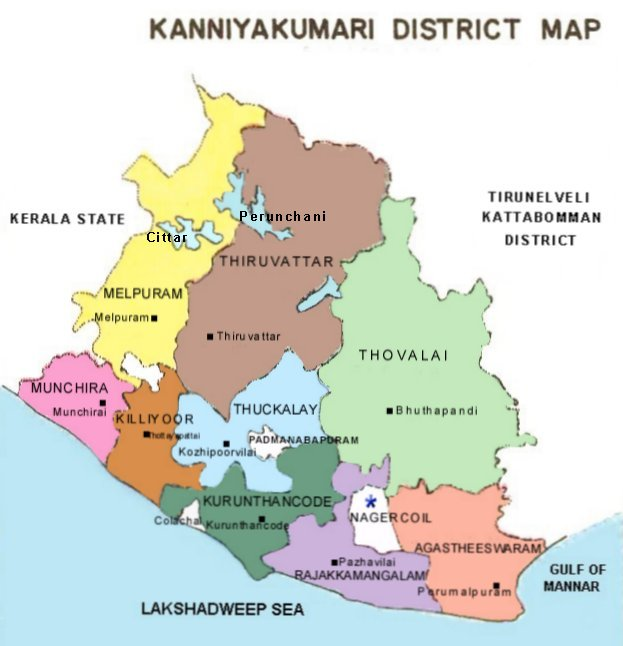 KANYAKUMARI ...A Must Visit Place Once In LIFETIME