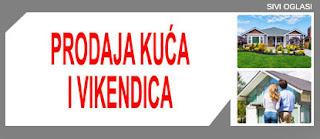 *** PRODAJA KUĆA I VIKENDICA SIVI OGLASI - 1b.