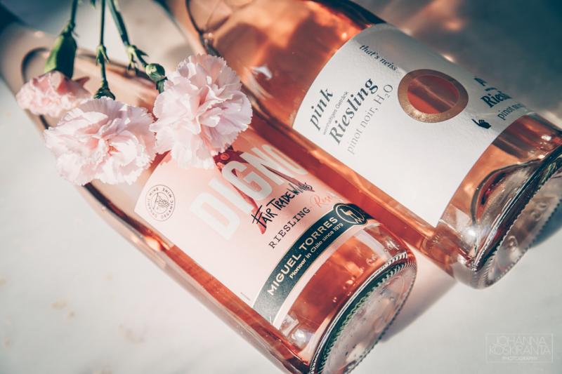 Uusi viinityyppi Riesling Rosé on lanseerattu
