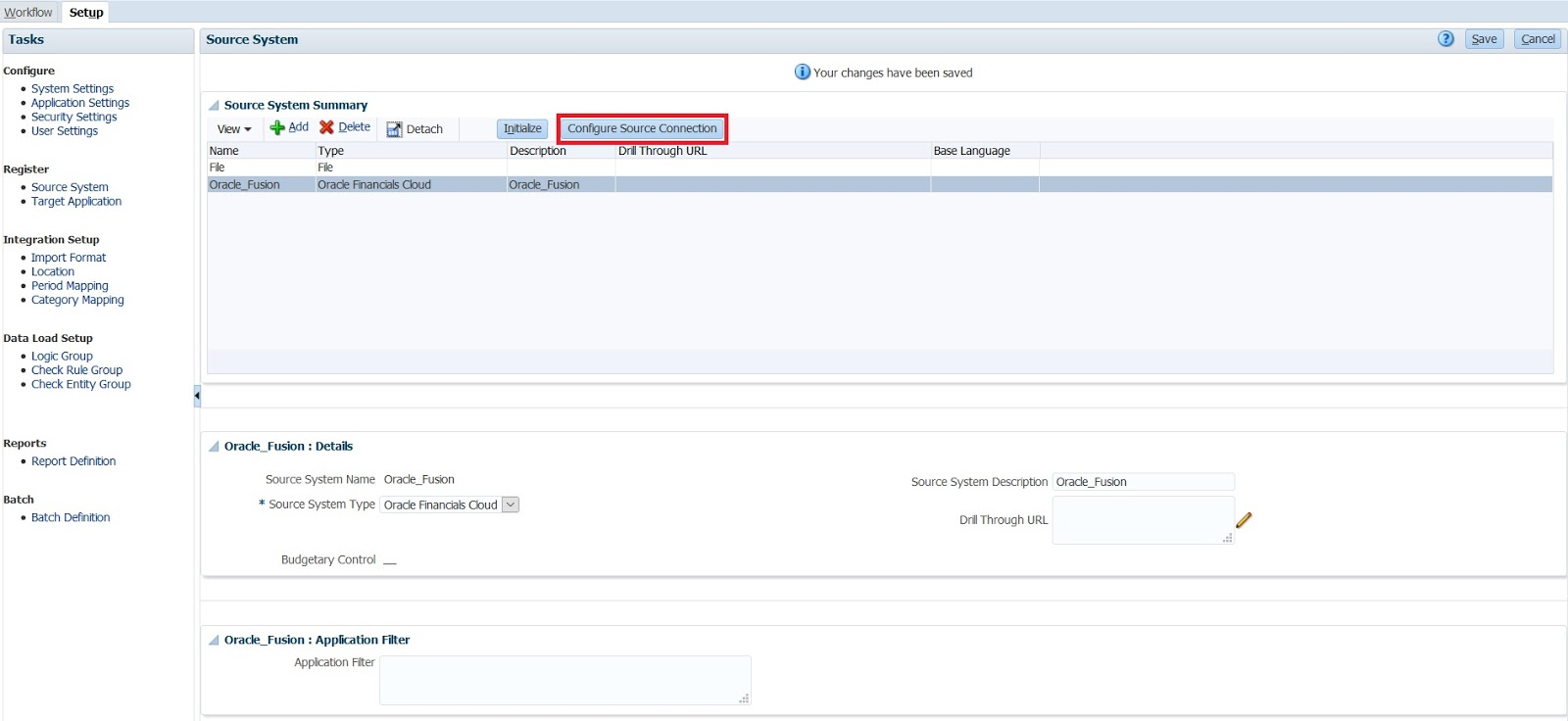 Everythin' Essbase: Integrating Oracle Financials Cloud into