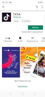 Tik Tok App Download Free