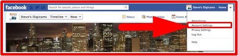 How to delete all photos from facebook