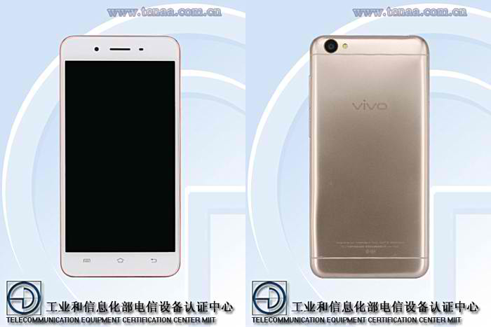 Vivo Y55A Certified At TENAA, Packs 1.4 GHz Octa Core Chip And Marshmallow OS!