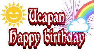 Kata kata ucapan selamat ulang tahun sederhana tapi bermakna