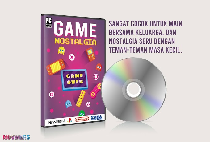 PAKET GAME NOSTALGIA / SEGA / NINTENDO / PLAYSTATION 1 / PLAYSTATION 2