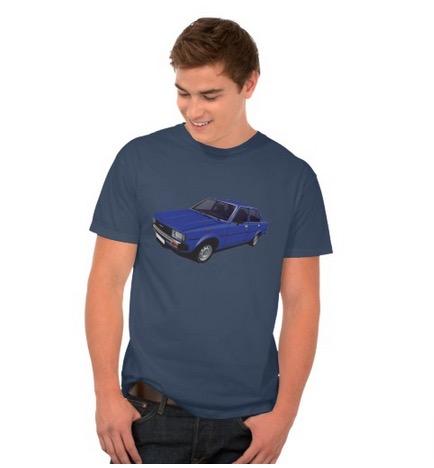 toyota, corolla, ke70, t-shirts