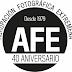 40 años de la A.F.E.