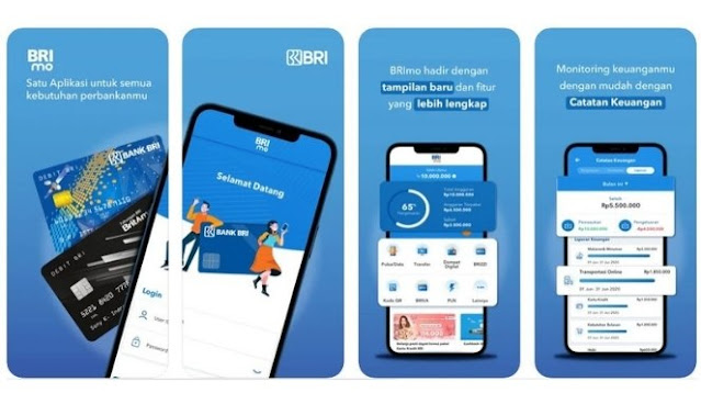 Cara Aman Bertransaksi Menggunakan Aplikasi BRImo