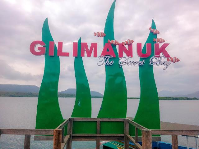 Dermaga Teluk Gilimanuk Bali