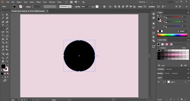 Pearl in Adobe Illustrator