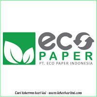 Loker PT Eco Paper Subang