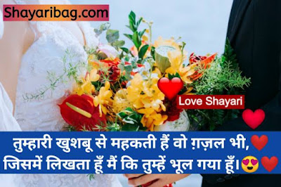 Best Romantic Couple Shayari In Hindi