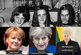 Бен Фулфорд 18 марта 2019 - Битва за освобождение человечества от контроля со стороны кабалы достигает решающего переломного момента Merkel-and-may