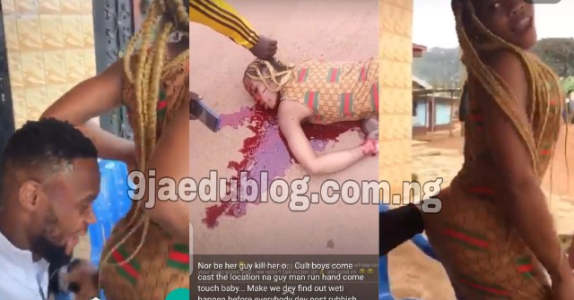 Full gist: Viral video of a girl dancing who was reportedly shot dead by Cult boys