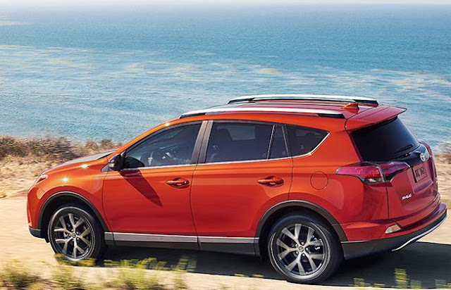 2017 Toyota Rav4 Models and Prices, Design,Performance ,Safety and Security
