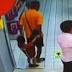 Απίστευτο ατύχημα με πατέρα και γιο που έπαιζαν σε κατάστημα (video+photo)