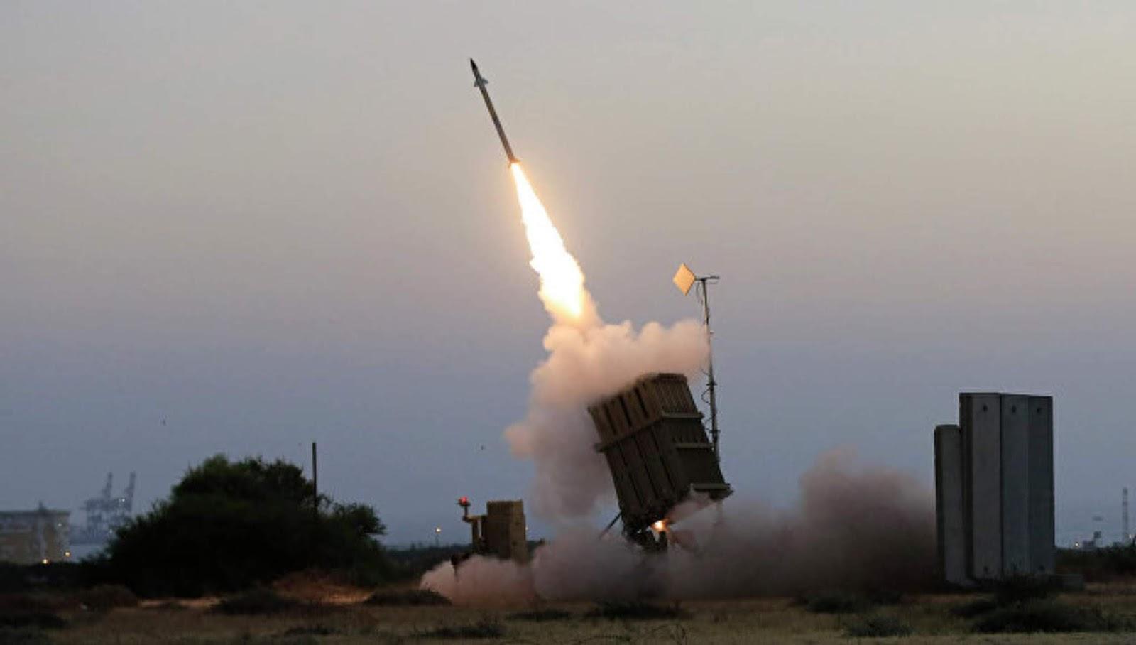Rusia melaporkan ISIS menembak wilayah Israel agar membalas ke pasukan Suriah