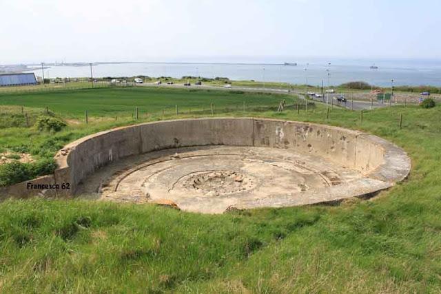 encuvement canon Boulogne sur mer