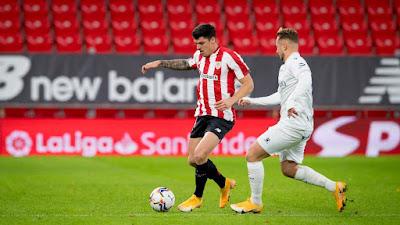 ملخص واهداف مباراة اتلتيك بلباو وويسكا (2-0) الدوري الاسباني