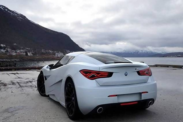 2018 BMW M9 Concept Review