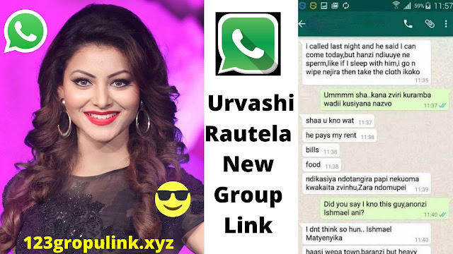 Join 5+ Urvashi Rautela Whatsapp Group Link 2020
