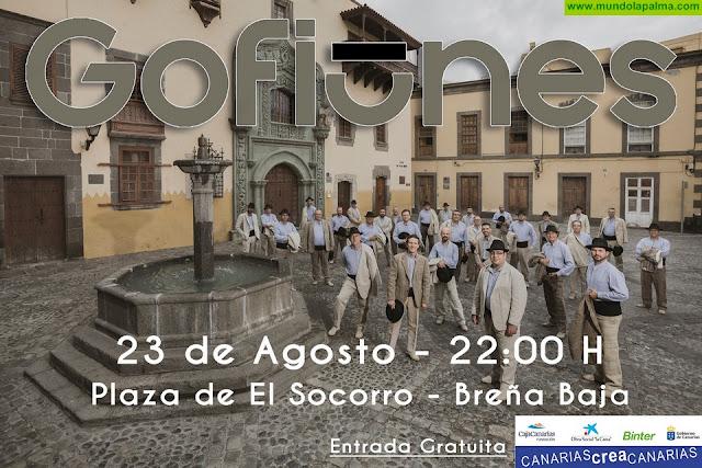 FIESTA DEL SOCORRO 2019: Los Gofiones