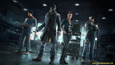 watch dogs 2 games wallpaper