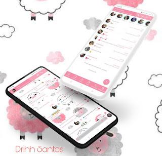 Animal Theme For YOWhatsApp & Fouad WhatsApp By Driih Santos