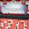 KPK Melaksanakan Penandatanganan Kontrak Kinerja Tahun 2021