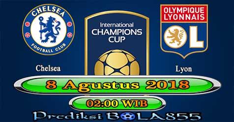 Prediksi Bola855 Chelsea vs Lyon 8 Agustus 2018