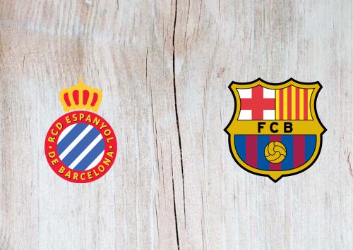 Espanyol vs Barcelona Full Match & Highlights 4 January 2020