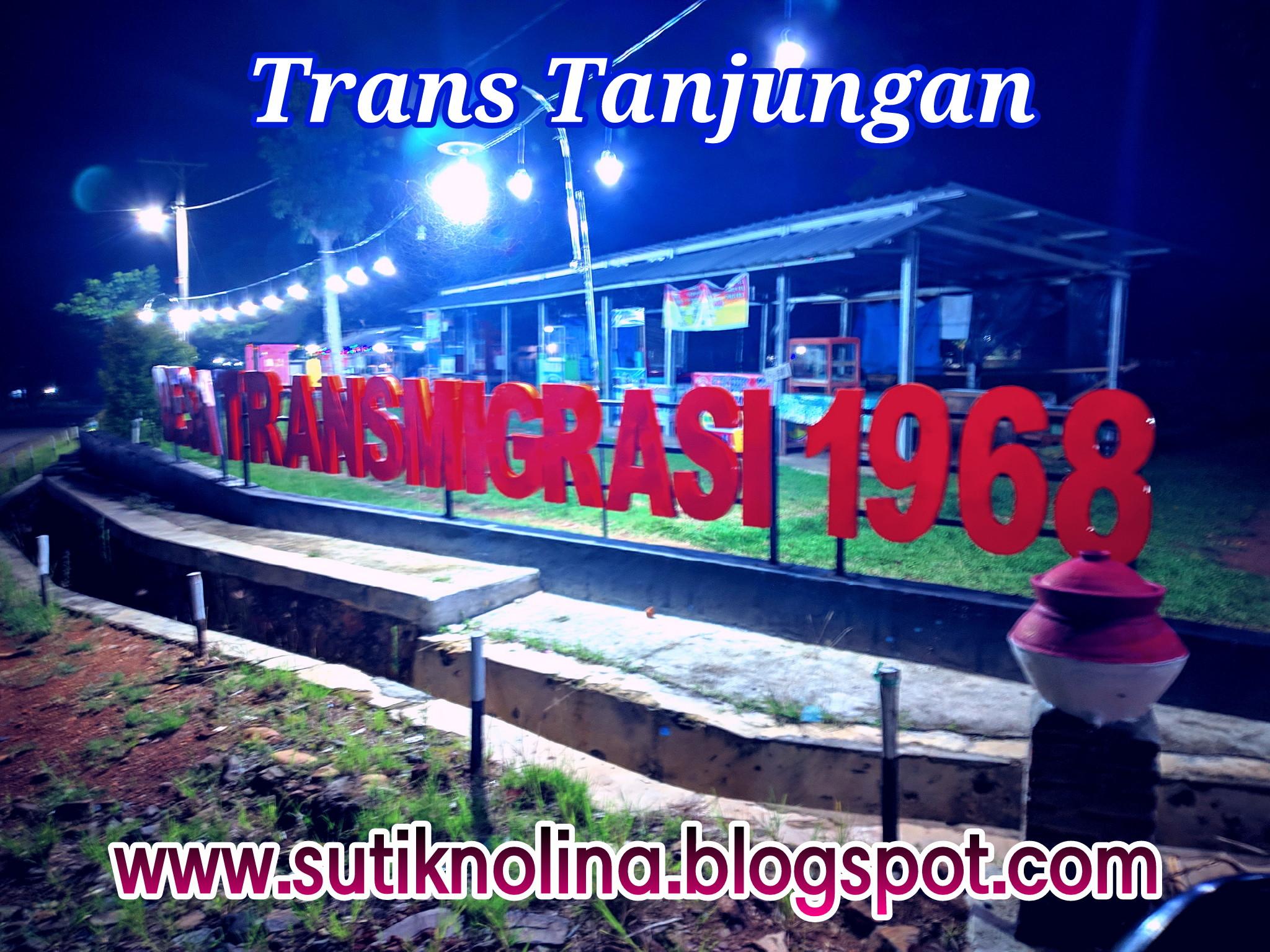 Trans Tanjungan : Desa Transmigrasi 1968, Kecamatan Katibung, Lampung Selatan