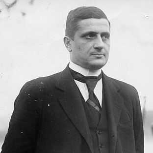 Giovanni Amendola was a committed anti-Fascist who accused Mussolini of murdering a fellow politician
