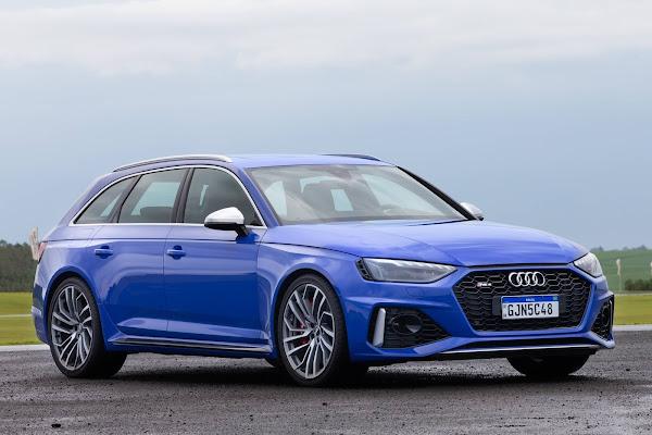 Audi RS5 2021 Brasil - preço