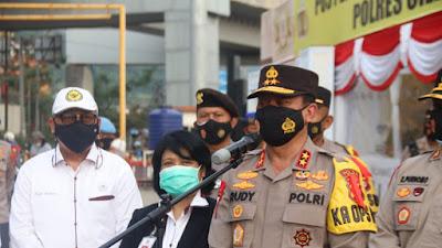 Polda Banten Tangkap 9 Admin Grup WhatsApp yang Provokasi Pemudik Motor