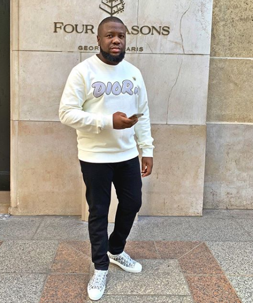 [BangHitz] HUSHPUPPI FLAUNTS HIS LATEST PURCHASE… A 2020 ROLLS ROYCE CULLINAN… WATCH VIDEO