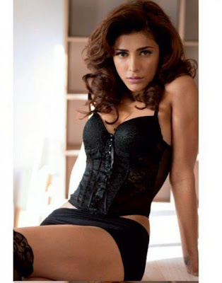 Shruti Hasan first time hot shoot for Maxim pages- Continue photos