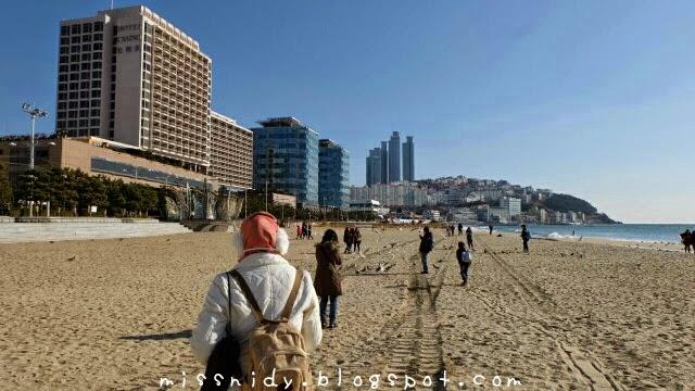 tiket masuk haeundae beach busan