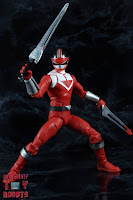 Power Rangers Lightning Collection Time Force Red Ranger 28