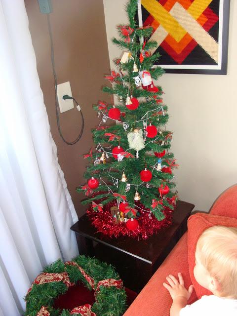 Nossa Árvore de Natal em 2013