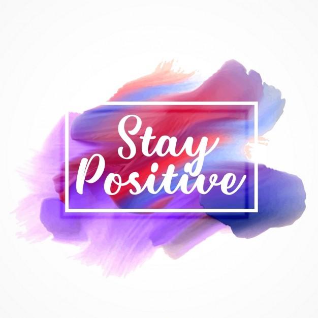 Etat d'esprit positif